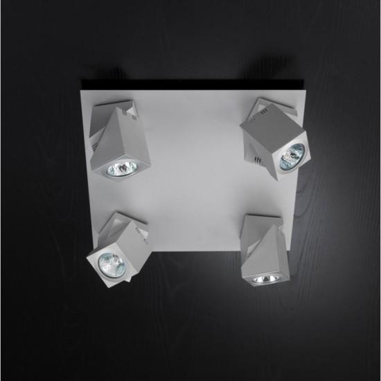Ceiling-wall Pendant lamp PRACTYK 4