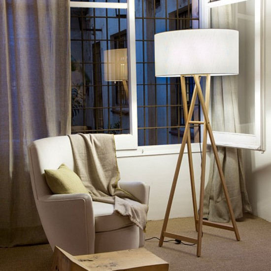 Floor lamp CALA Ø 70 cm