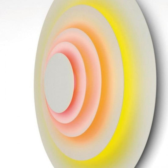 Ceiling-wall lamp Concentric L Ø 101.5 cm