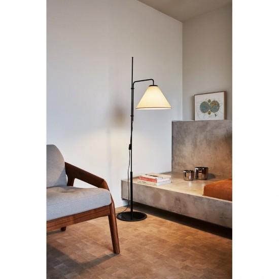 Floor lamp FUNICULI FABRIC