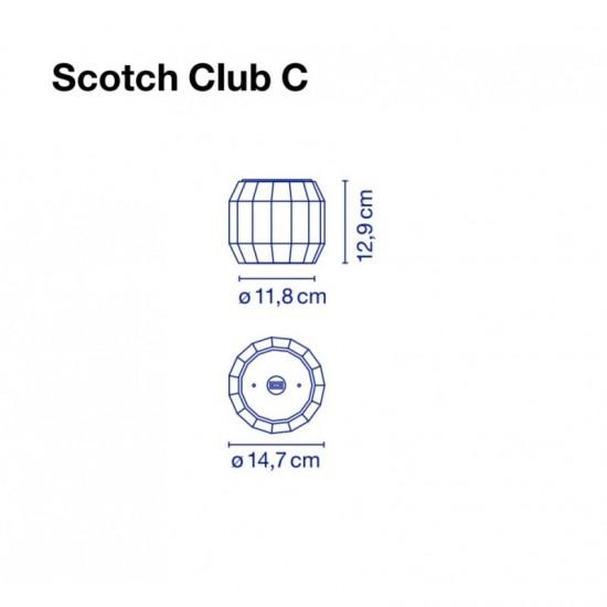 Ceiling lamp SCOTCH CLUB