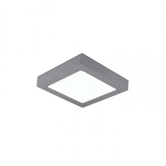 Downlight lamp DISC SQUARE SURFACE 30 x 30 cm