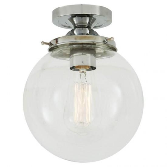 Ceiling lamp RIAD GLOBE Ø 25 cm