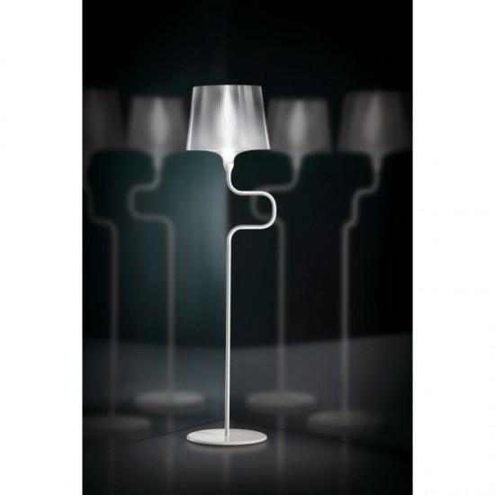 Floor lamp LIZA White