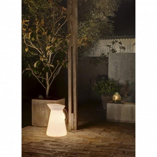 Garden lamp JARRET Orange