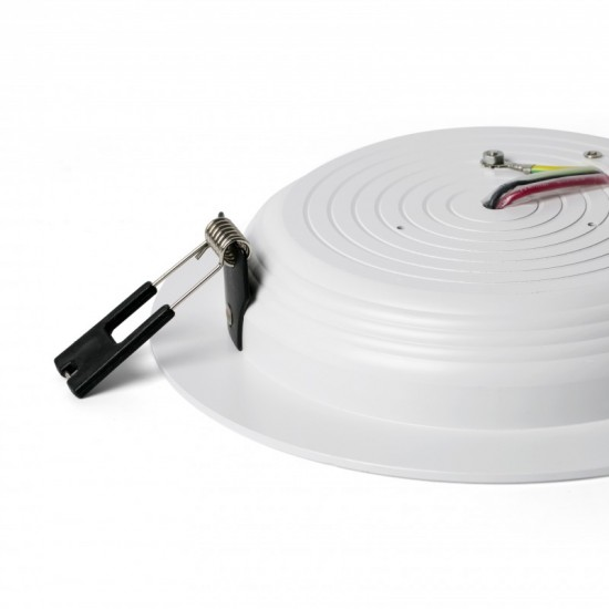 Downlight lamp TED White
