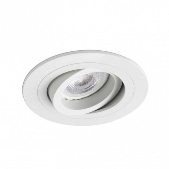 Downlight lamp RADON-R White