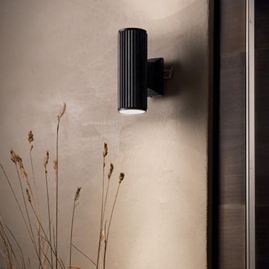 Ceiling-wall lamp BASE AP2 Black