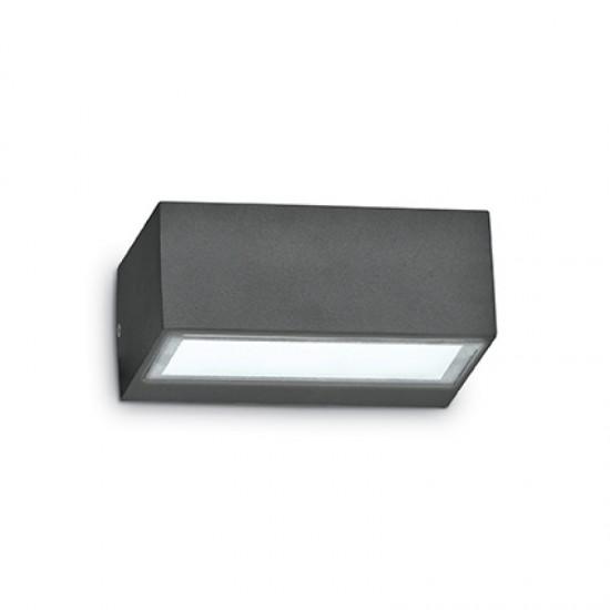 Ceiling-wall lamp TWIN AP1 Black