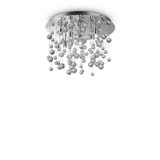 Ceiling lamp NEVE PL8 Chrome