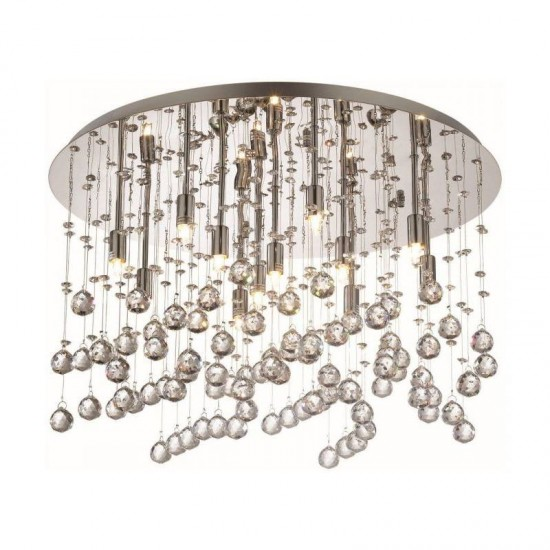 Ceiling lamp MOONLIGHT PL12 Chromo