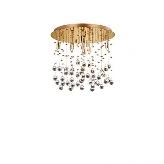 Ceiling lamp MOONLIGHT PL8 Chromo