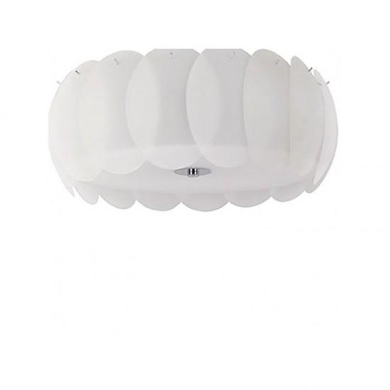 Ceiling lamp OVALINO PL8 White