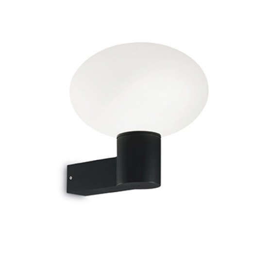 Ceiling - wall lamp CLIO MAP1 BIANCO