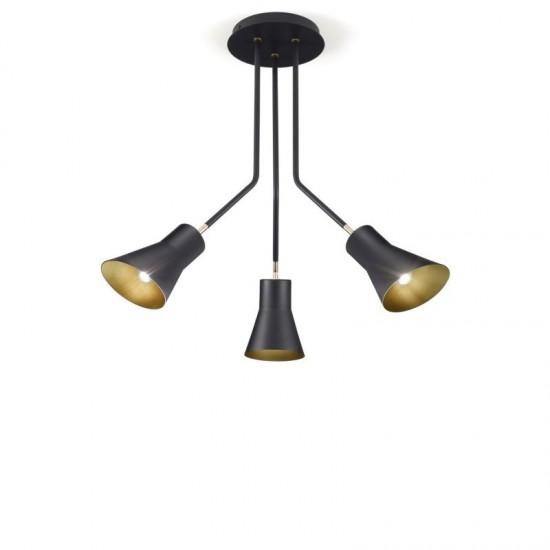 Ceiling lamp CONICO Ø 80 cm