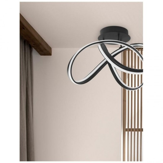 Celling lamp TRUNO Ø 52 cm